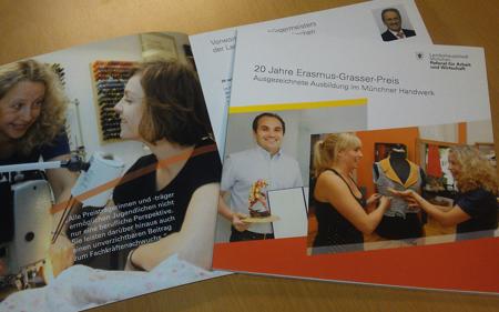 Festschrift: 20 Jahre Erasmus-Grasser-Preis